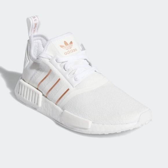 adidas nmd womens white